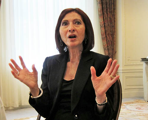 Photo of Ann Cavoukian