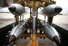 B61 bunker busting nukes