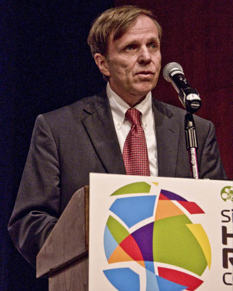 Michael Posner, US Assistant Secretary of State for Democracy, Human Rights, and Labor