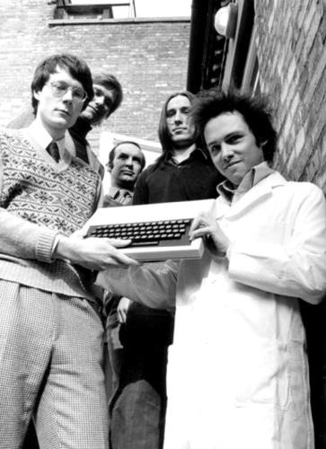 Acorn's BBC Micro team