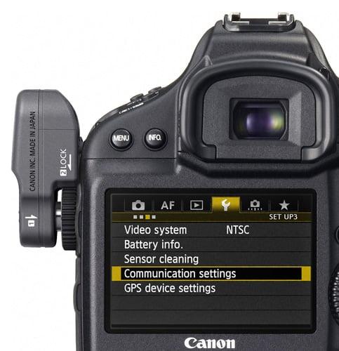 Canon EOS-1D X full-frame DSLR camera