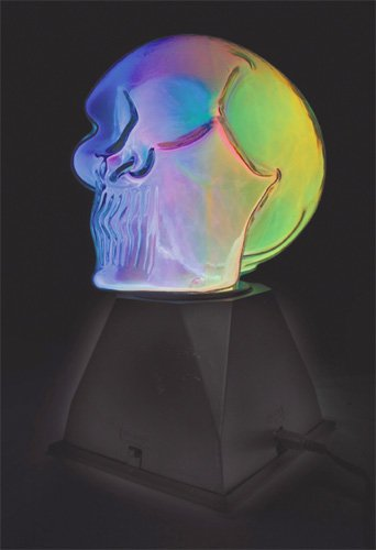 Skull plasma light