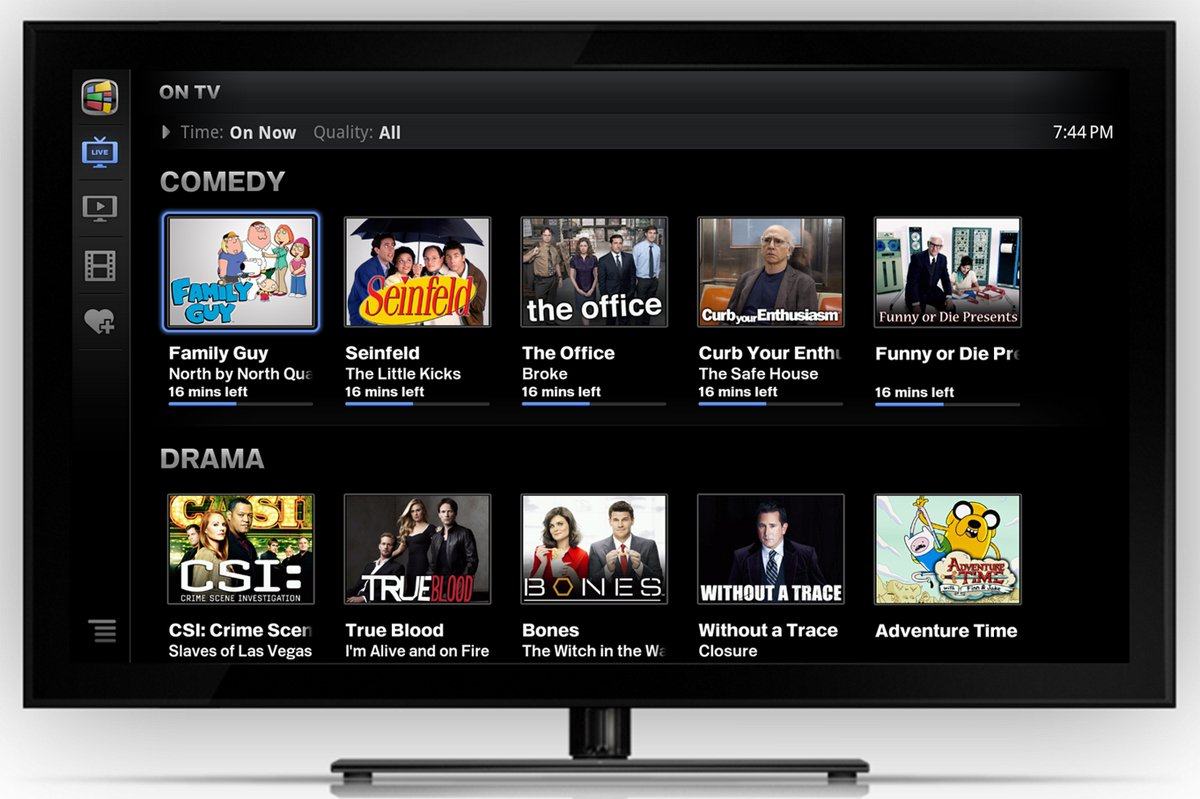 Google Tv Receives Much Needed Upgrade The Register