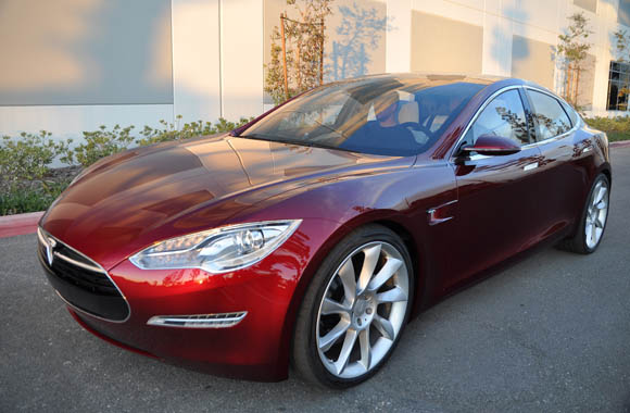 Tesla Motors Model S