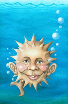 OpenBSD 5.0 MAD logo