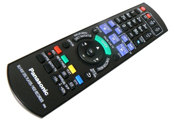 Panasonic DMR-PWT500 3D Blu-ray player and Freeview+HD DVR