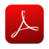Adobe Reader for iOS icon