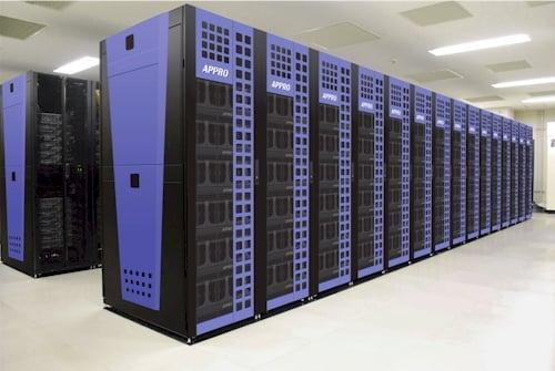 Appro Xtreme-X 3 supercomputer