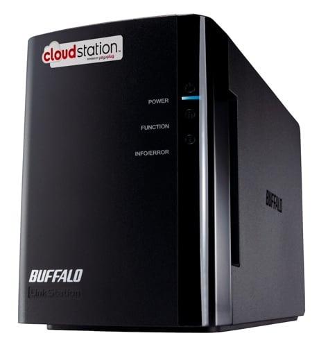 Buffalo CloudStation personal cloud storage box