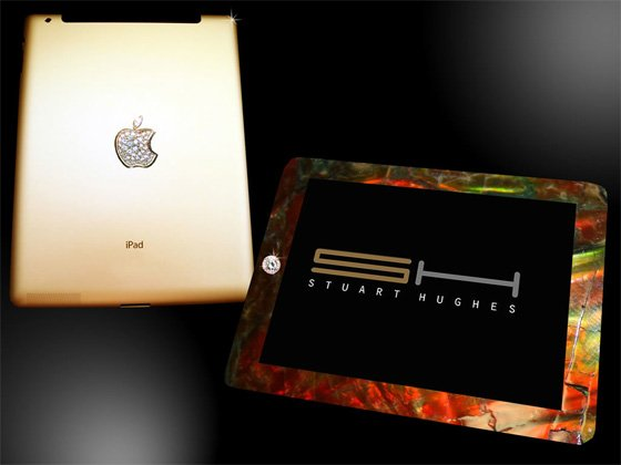 iPad 2 Gold History