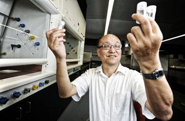QUT nuclear nanofibers