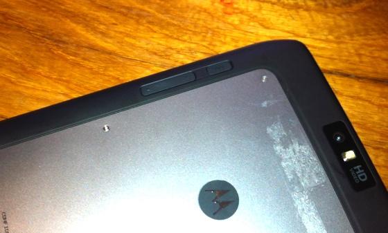 Motorola Xoom 2 Android 3.2 tablet
