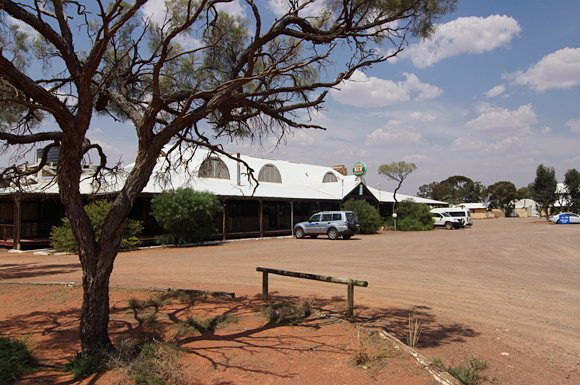 The Glendambo Hotel