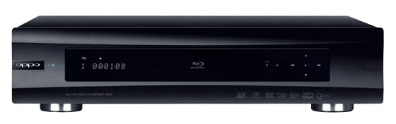 Oppo BDP-95EU 3D Blu-ray player