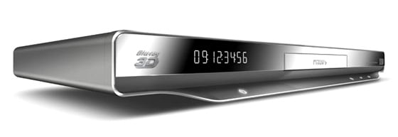 Philips BDP7600 3D Blu-ray player