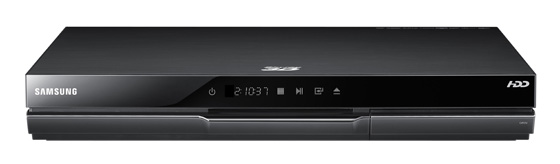 Samsung BD-D8500 3D Blu-ray player