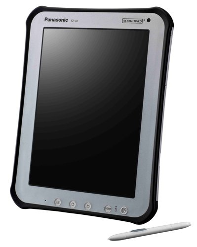 Panasonic Toughpad FZ-A1 Android tablet