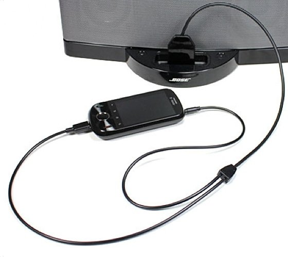 CableJive DockBoss Plus Android-iPod adaptor