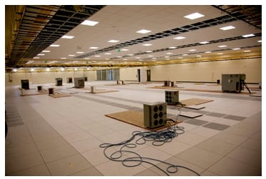 Inside the Yerllowstone data center