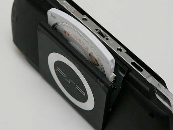PSP UMD Drive