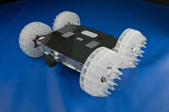 Sand Flea robot
