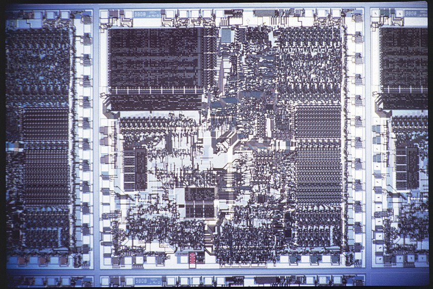 Happy 40th birthday intel 4004 the register for Architecture 8086