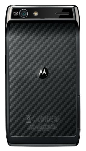 Motorola RAZR Android smartphone