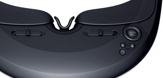 Sony HMZ-T1 Personal 3D Head Mounted Disp