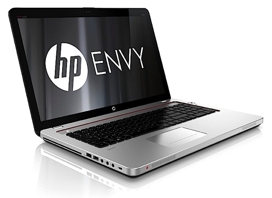 HP Envy 17