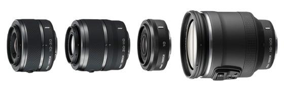 Nikon 1 J1 compact camera