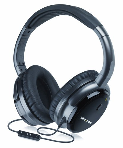 Blackbox M16 noise-cancelling headphones