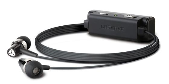 Creative EP-3NC 15 noise-cancelling headphones