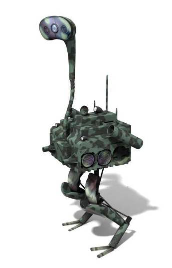 Fastrunner robot