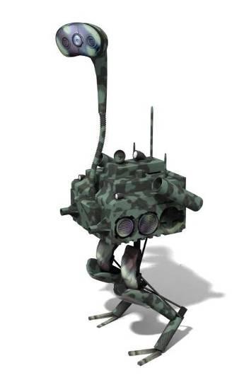 Fastrunner robot
