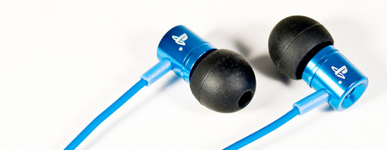 Sony Playstation IEM Headphones