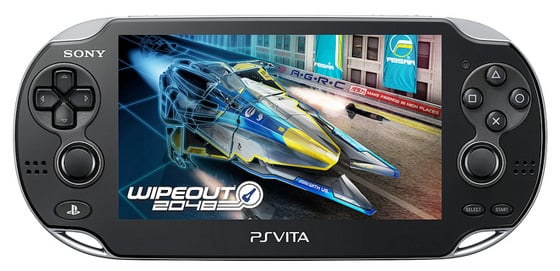 PS Vita WipEout
