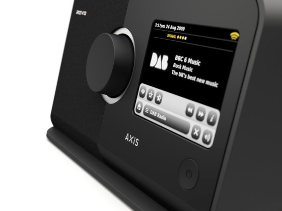 Revo Axis DAB radio
