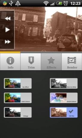 Lapse It Pro Android app screenshot