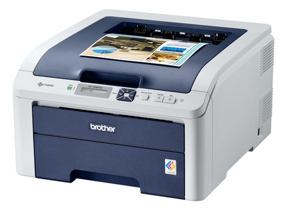 Brother HL-3040CN colour laser printer