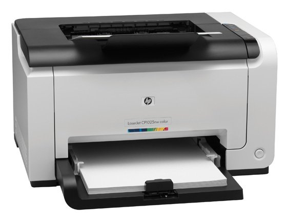 HP LaserJet Pro CP1025 colour laser printer