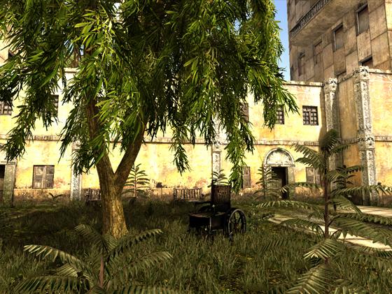 The Dark Meadow iOS game screenshot