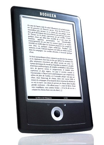 Bookeen Cybook Orizon e-book reader