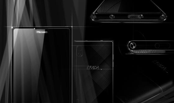 LG Prada 3.0 design sheet