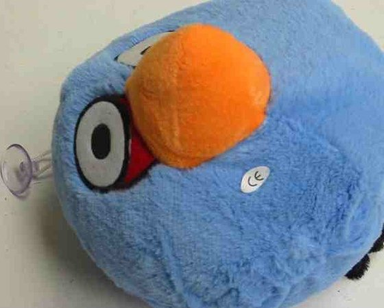 Chinese Angry Bird toy rip-off