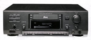 Philips DCC 900 digital compact cassette recorder
