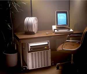 PARC's Alto, picture: Xerox PARC