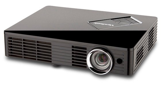 Viewsonic PLED W500 portable projector
