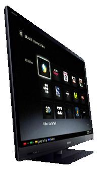 Smart TVs - Sony Bravia KDL-46EX723