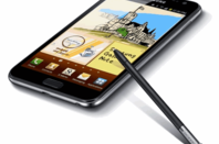 Samsung Galaxy Note Android tablet and phone