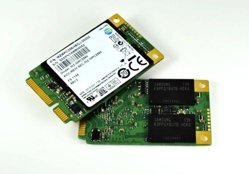 Samsung mSata SSD